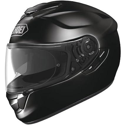 Casque de moto noir de Plain Air shoei GT