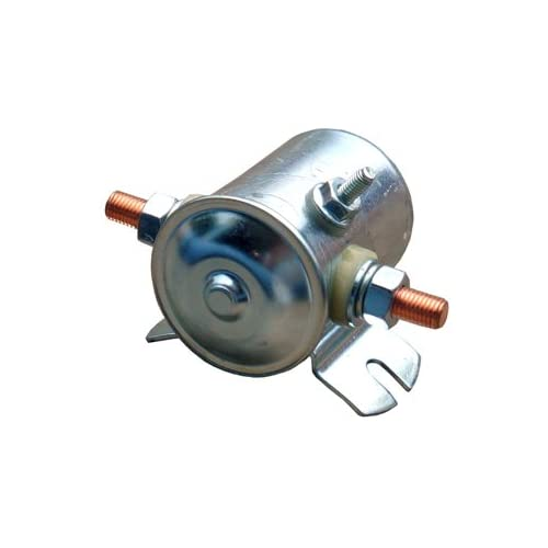Amazon.com: Monarch Starter Motor Solenoid 03427