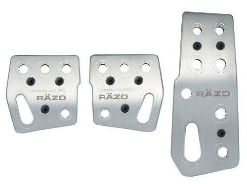 Razo RP114A FORMULA SPEC Large Manual Transmission Pedal Set - 4 Piece