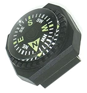 Sun Slip-On Wrist Compass by Sun Company