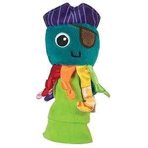 Lamaze Captain Calamari Toy