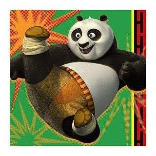 Kung Fu Panda 2 Beverage Napkins 16ct