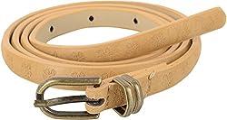 SRI Women's Belt (Brown)