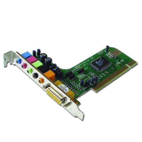 Konig 5.1 PCI Sound Card