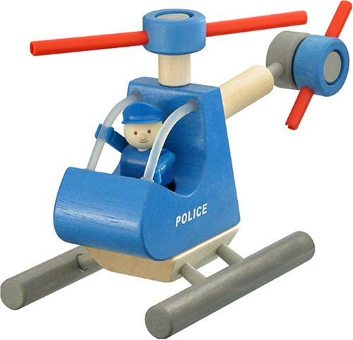WoodyClick Construction System, Police Helicopter - Buy WoodyClick Construction System, Police Helicopter - Purchase WoodyClick Construction System, Police Helicopter (Hape International, Toys & Games,Categories,Play Vehicles,Wood Vehicles)