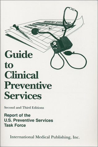 Guide to Clinical Preventive Services