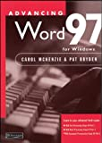 img - for Advancing Word 97 for Windows book / textbook / text book