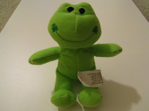 Mcdonald's Happy Meal Build a Bear Workshop Happy Go Lucky Frog Toy #4 2009 - 1