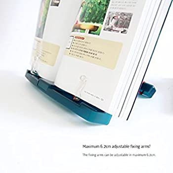 BestBookStand Actto BST-09 Green 180 angle adjustable and Portable Reading Stand/Book stand Document Holder