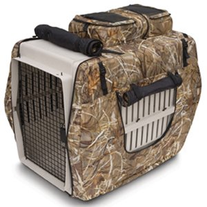 Classic Accessories Deluxe Dog Kennel Jacket, Realtree Max-4 Camo, X-Large