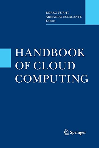 Handbook of Cloud Computing dobson c french verb handbook