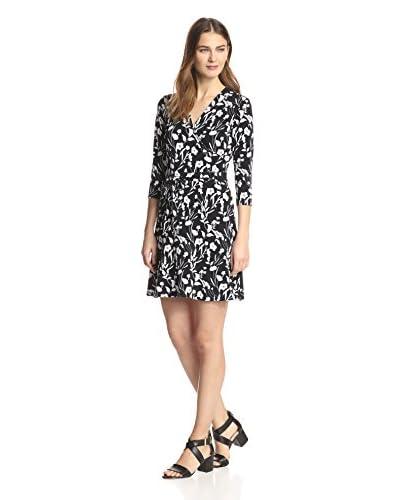 Leota Women's Perfect Wrap Mini Dress