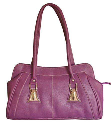 NOVICZ Latest Trendy PU Leather Ladies Bag Beautiful Shoulder Bag Women S  Hand Bag Vanity Bag College 5a9afee69cf84