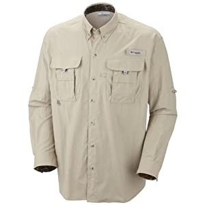 Columbia Sportswear Bahama II Long Sleeve Shirt by Columbia