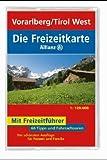 Die Freizeitkarte Allianz, Bl.40, Vorarlberg, Tirol I