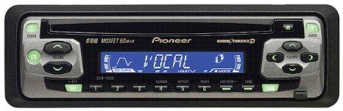 Pioneer Car Cd Player Deh Fm Radio