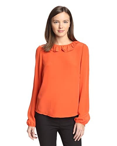 Aijek Women's Daydreamer Double Collar Top
