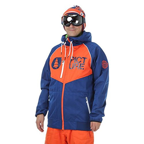 Veste-Picture-Softshell-Zak-dark-blue-orange