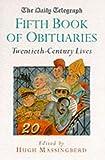 """Daily Telegraph"" Book of Obituaries: 20th Century Lives v.5 (Vol 5)"