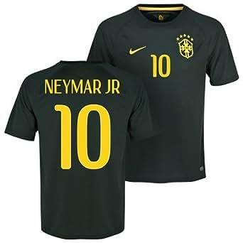2014-15 Brazil 3rd Shirt (Neymar JR 10)
