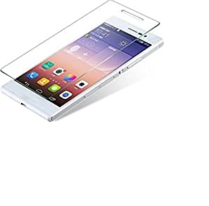 Bigzee 2.5D Curved Edge, 9H Hardness, Ultra Thin Tempered Glass Screen protector For Gionee Elife E6