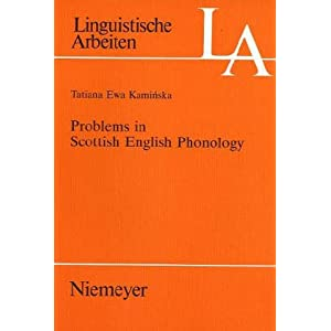 Scottish English Phonology | RM.