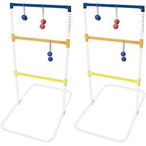 Ladder Ball Set Lawn Game