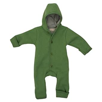 Amazon Disana Organic Boiled Wool Overall Romper