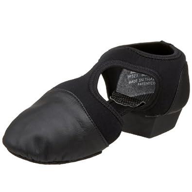 Black Pedini Jazz Shoes