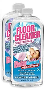 BabyGanics Floor Cleaner Concentrate (16 oz.)