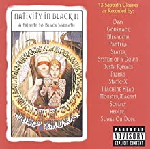 Nativity in Black II: A Tribute to Black Sabbath