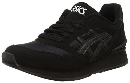ASICS Gel-atlanis, Unisex-Erwachsene Sneakers, Schwarz (black/black 9090), 43.5 EU thumbnail