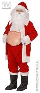 Aufblasbarer Bauch Kostüm Dicker Bauch Bierbauch Auch Weihnachtsmannkostm