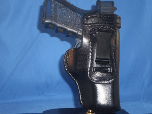 Glock 19 23 32 36 Concealed Carry Iwb Gun Holster Hd BLK Rh from The Holster Store, Inc