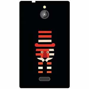 Back Cover For Nokia X2 -(Printland)