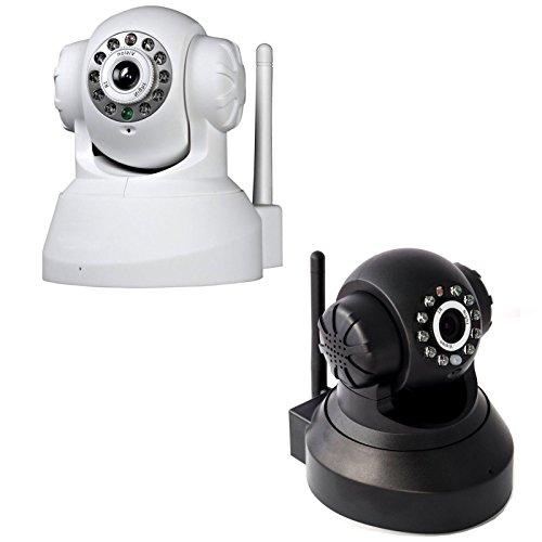 Motorizzato p2p wifi ip camera visione notturna wireless for Regalo camera