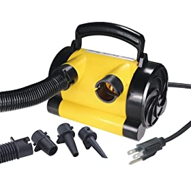 Kwik Tek Airhead Air Pump Canister (120-Volt)