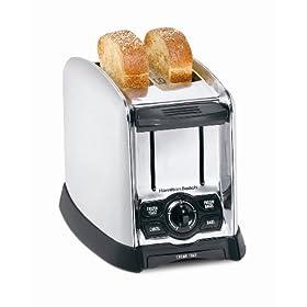 Hamilton Beach SmartToast 2-Slice Toaster