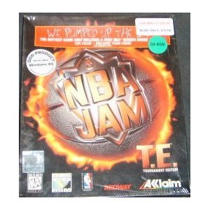 NBA Jam Tournament Edition - Sega Saturn by Acclaim