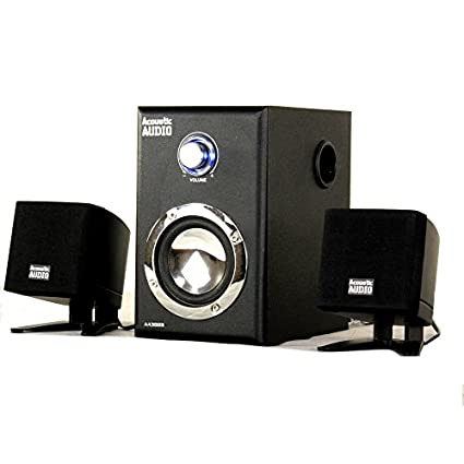 Acoustic Audio AA3009 2.1 Speaker