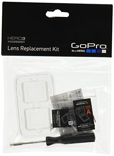 GoPro LRKH3 Kit de remplacement de lentille HERO 3 pour caméra embarquée HD Hero