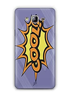 YuBingo Cool Mobile Case Back Cover for Samsung On 5 Pro