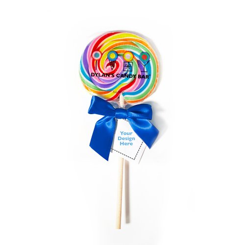 Dylan's Candy Bar Personalizable Whirly Pop®