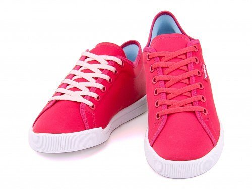 [Reebok] Reebok women's skis Cape runaround 2.0 walking shoes sneakers low SKYSCAPE RUNAROUND 2.0 M47914 blazing Pink / White 24.0 cm