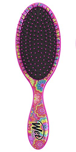 Wet Brush Happy Hair Detangler Hair Brush, Daisy (Original Wet Brush compare prices)