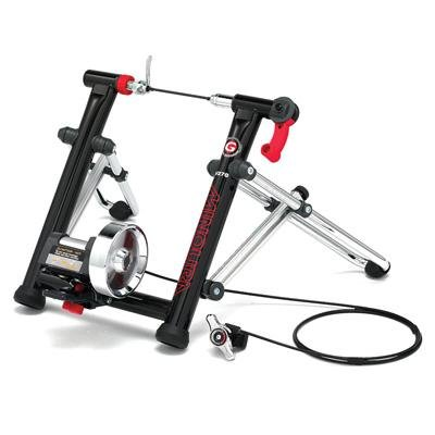 Minoura 2010 V270 Magnetic Indoor Bike Trainer w/Remote - 400-4910-00