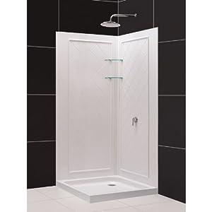 DreamLine SHBW-1440742-01 QWALL-4 Shower Enclosure Backwalls Kit