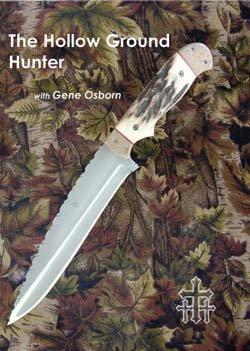Hollow Ground Hunter With Gene Osborn (Dvd)