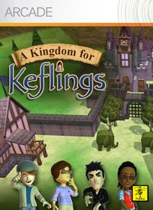 A Kingdom for Keflings [Online Game Code]