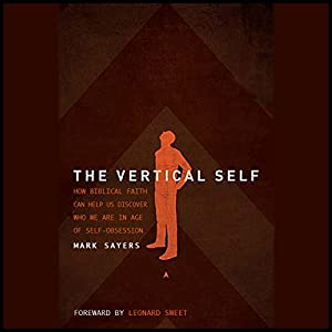 The Vertical Self Audiobook